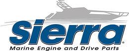 Sierra marine engine and drive parts
