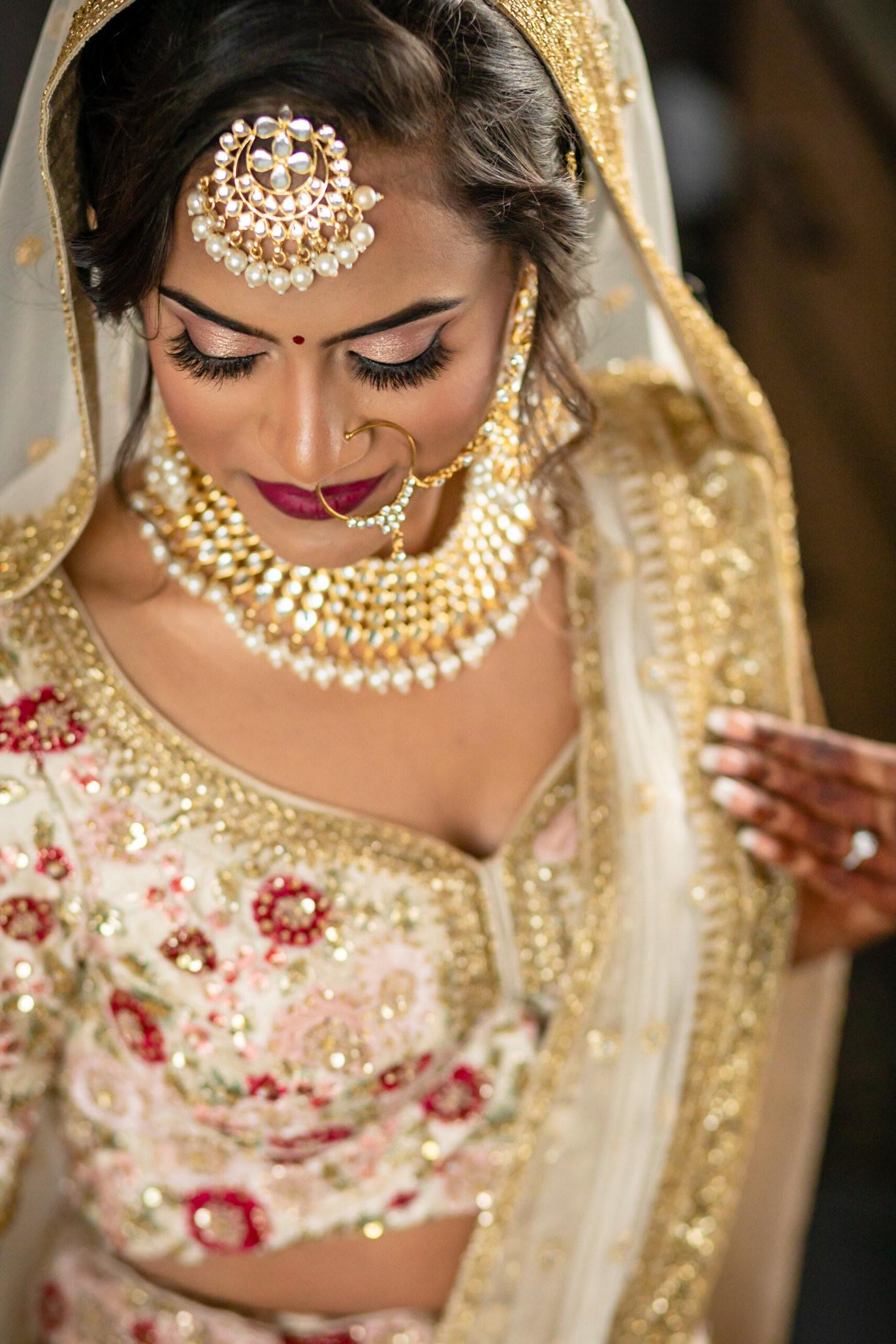 Bridal Reception/Walima Makeup (+Party)