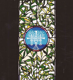 stained glass window arts and crafts