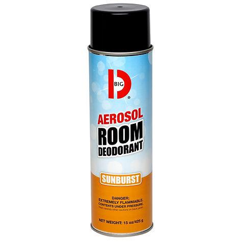 Aerosol Room Deodorant