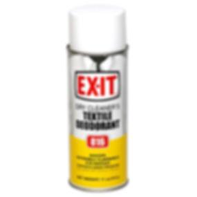 EX-IT® Dry Cleaner's Textile Deodorant