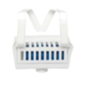 Toilet Bowl Rim Hanger with Non-Para Block
