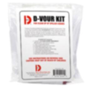 D-Vour Clean-up Kit