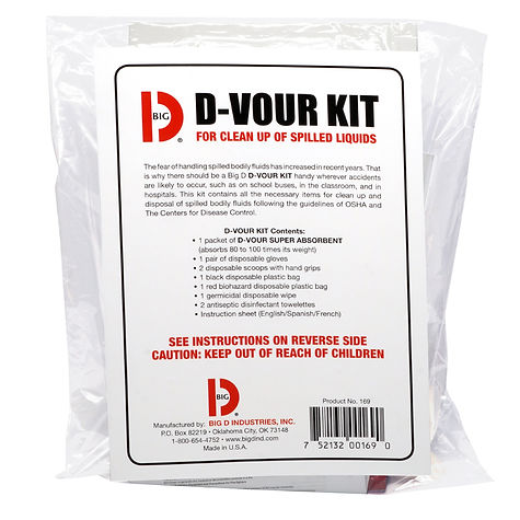 D-Vour Clean-up Kit
