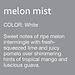 Melon Mist
