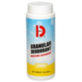 Granular Deodorant