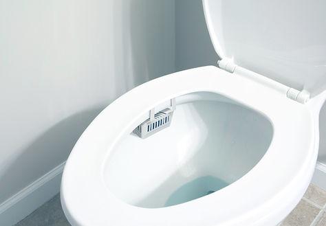 Big D® Toilet Bowl Rim Hanger with Non-Para Block