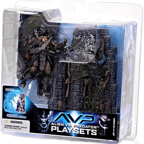 AVP Play set Predator With Base