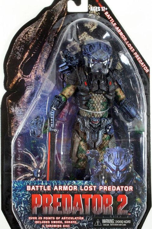 Battle Armor Lost Predator