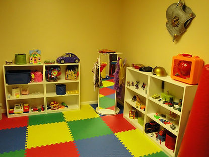 Play Therapy - Child Counselor