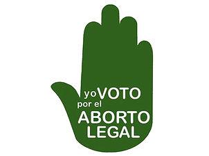Campaña Nacional por el Derecho al Aborto Legal, Seguro y Gratuito.