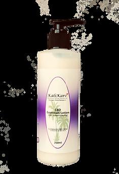 cbd infused body lotion purple label
