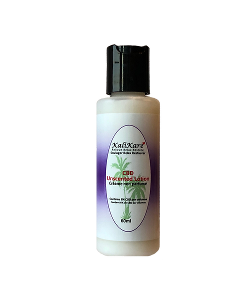 Purple Label CBD Essentials Lotion Unscented Small