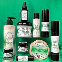 image of all kalikare thc products/green labels