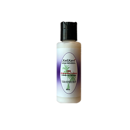 IMG CBD unscented lotion by kalikare purple label