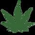 Hemp and CBD symbol