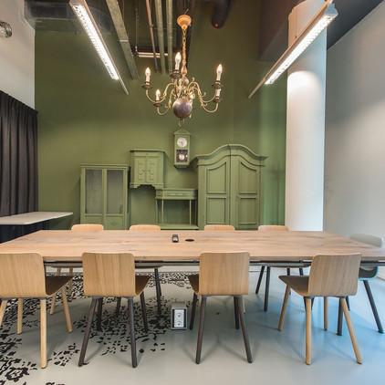 Vergaderruimte | Het Nieuwe Kantoor