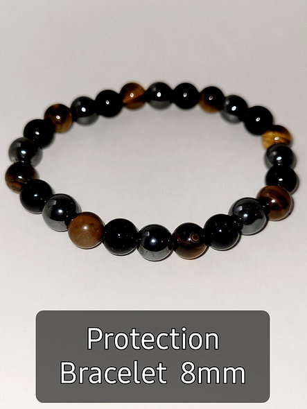 Triple Protection Bracelet 8MM