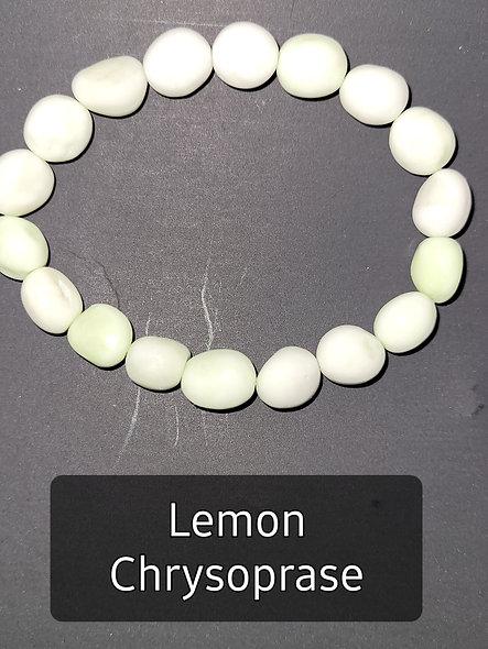 Lemon Chrysoprase Chunk