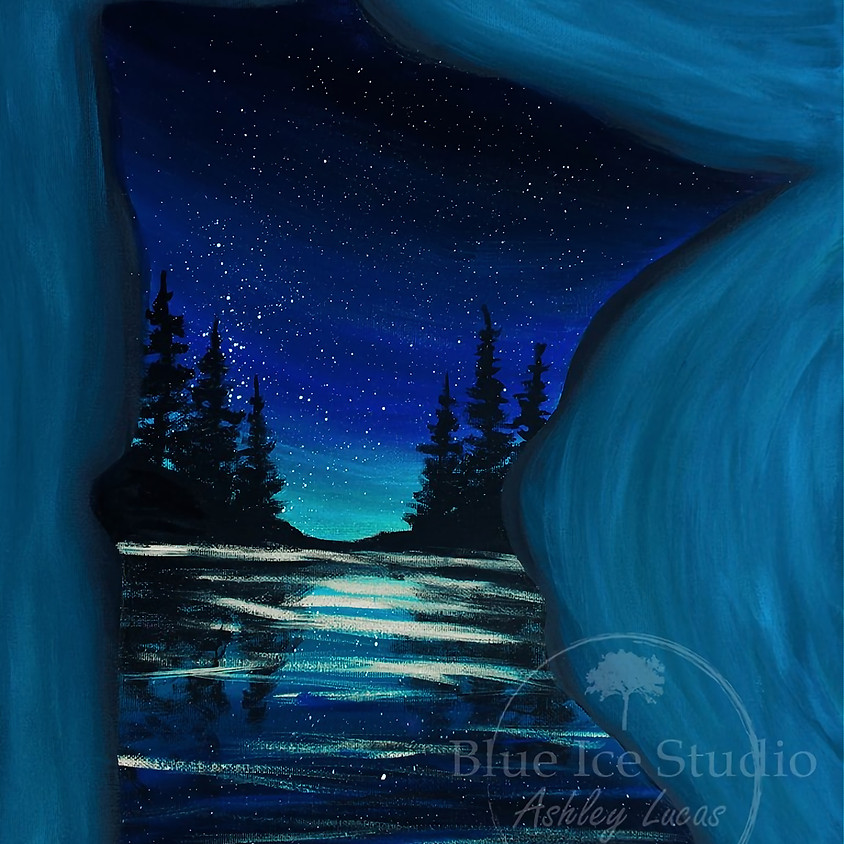"""Ridgewater Vet Tech's Private Paint Party """"MN Love"""""""