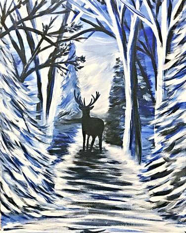 Forest Moonlight