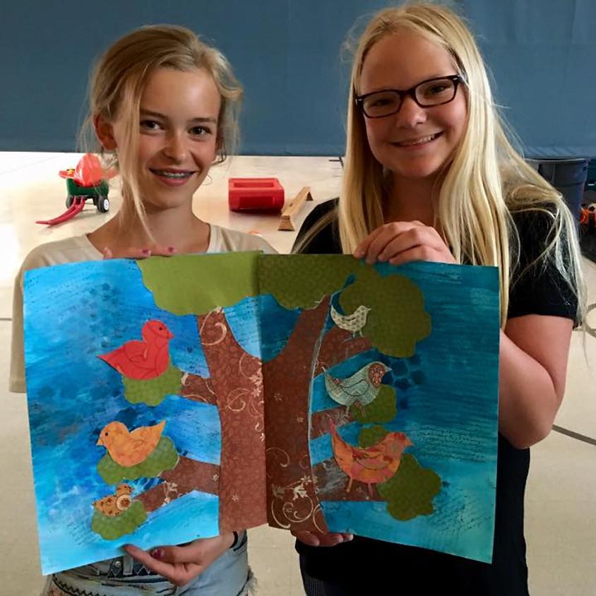 After School Art Club Kennedy Gr. 3-5