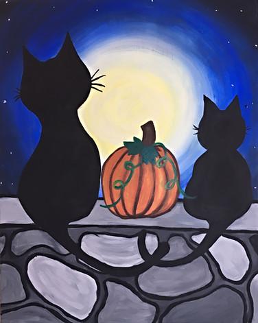 NEW! Fall Moonlight