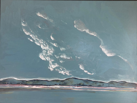 Grey Winter cloud - Rosebrook series