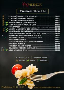 Menu-Providencia SEMANA 26-315