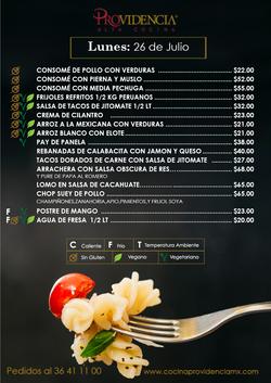 Menu-Providencia SEMANA 26-31