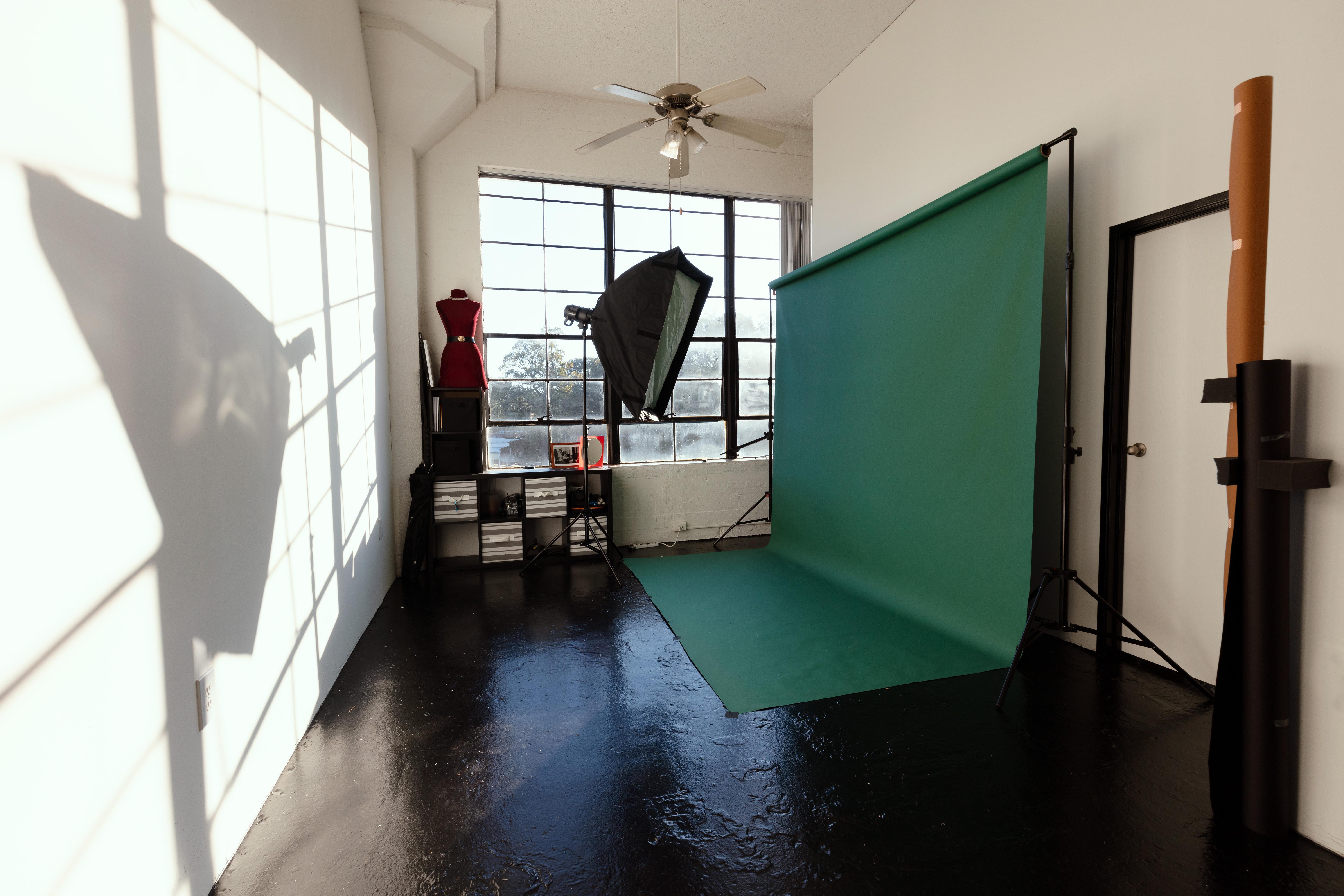 Studio Rental 4 Hours