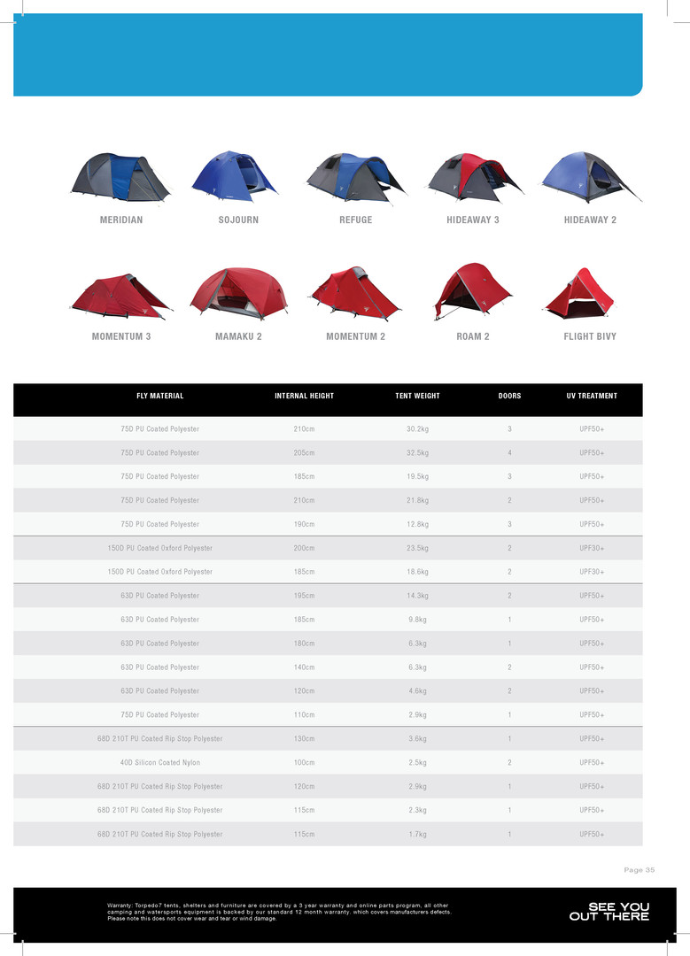 20160927 - Torpedo7 Tent Catelogue - Fin