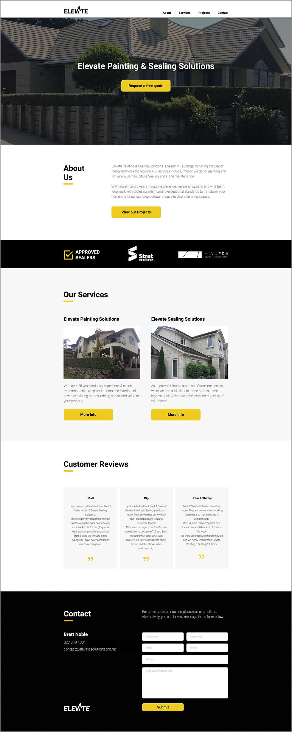elevate_solutions_branding_Business_webs