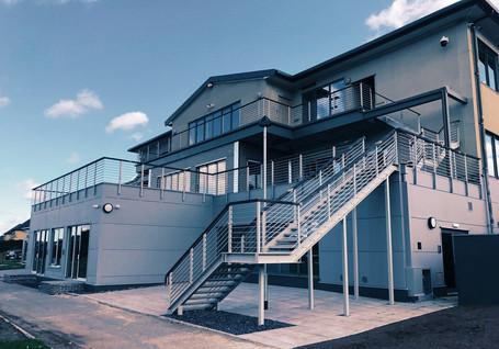 Willis Construction - FAW training facility