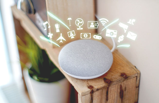 Smart Home assistant device, Virtual ass