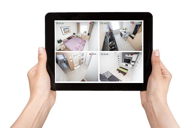 home camera cctv monitoring monitor syst