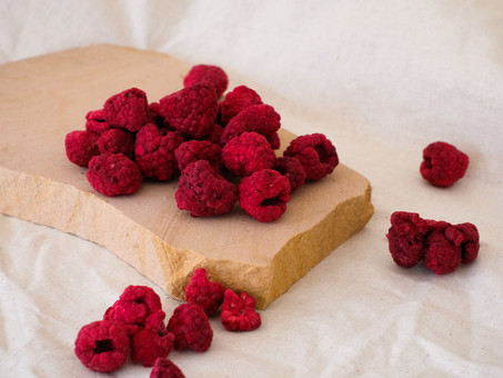 Why do we use freeze dried fruits at Planet Cocoa?