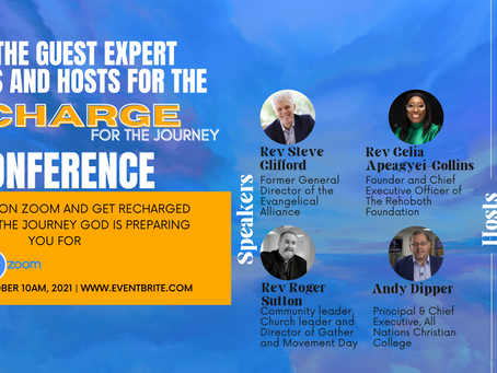Recharge for the Journey Conference