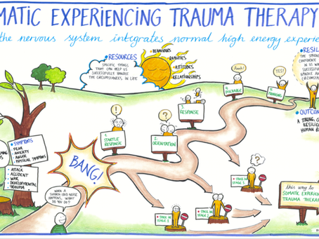June Newsletter: Counselling and Somatic Experiencing