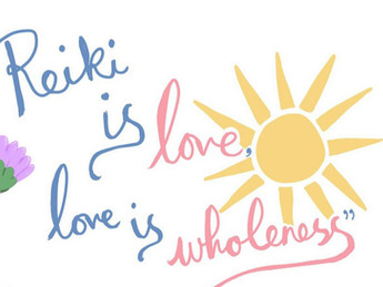 July Newsletter: Awakening the Healer - A Reiki Experience