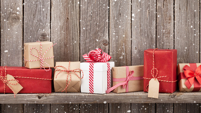 Be the ultimate gift giver this Christmas and give the gift of heat….