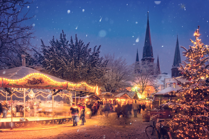 Beat the Christmas Market Chill