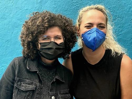 Roberta Campos e Tiê somam doçuras e esperanças no single 'Tô aqui'
