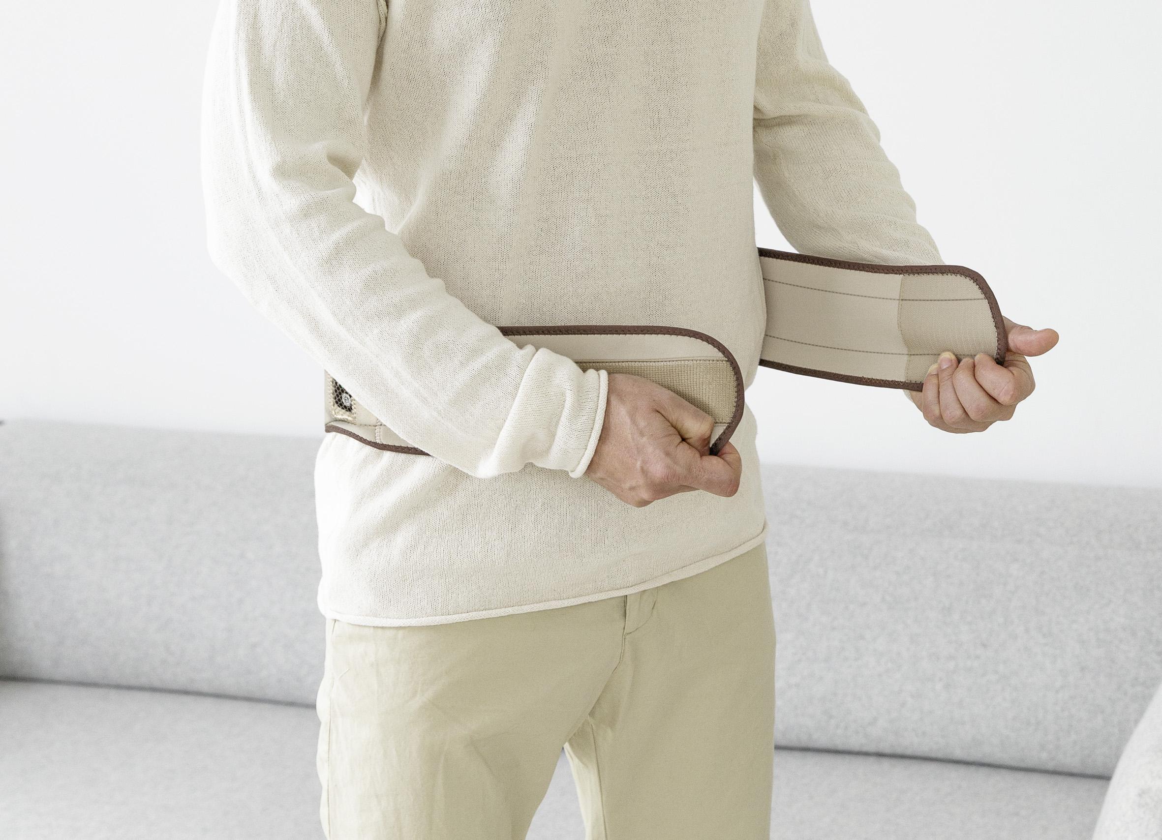 Beurer HK72 Mobile Heat Pad/Belt