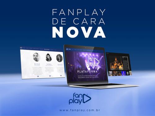 FANPLAY 4.0 VEM DE CARA NOVA