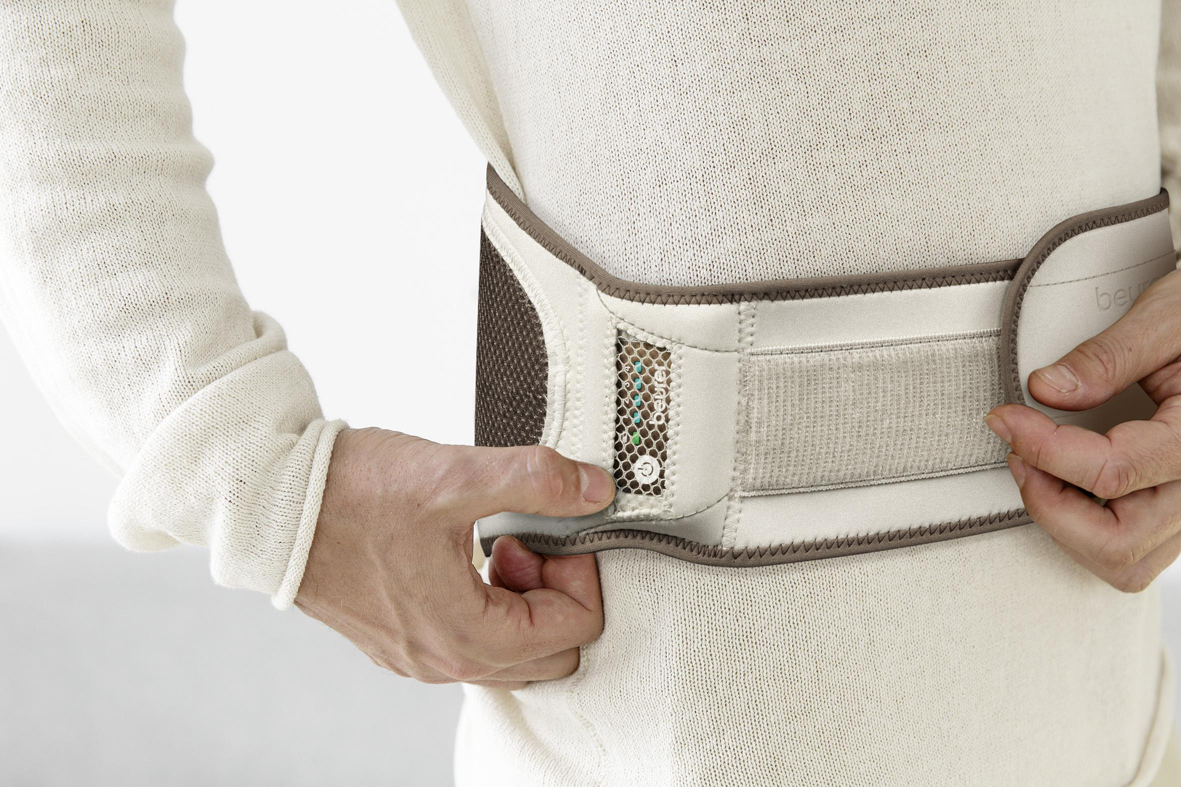 Beurer HK72 Mobile Heat Pad/Belt