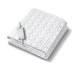 Allergy Heated Mattress Cover
