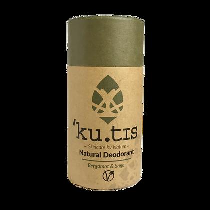 Kutis Deodorant - Bergamot & Sage