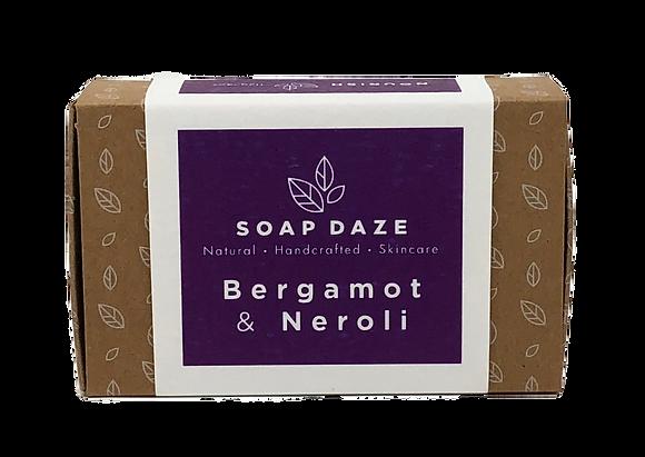 Soap Daze Natural Soap - Bergamot and Neroli