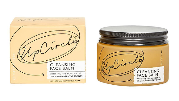 UpCircle Cleansing Face Balm with Apricot Powder